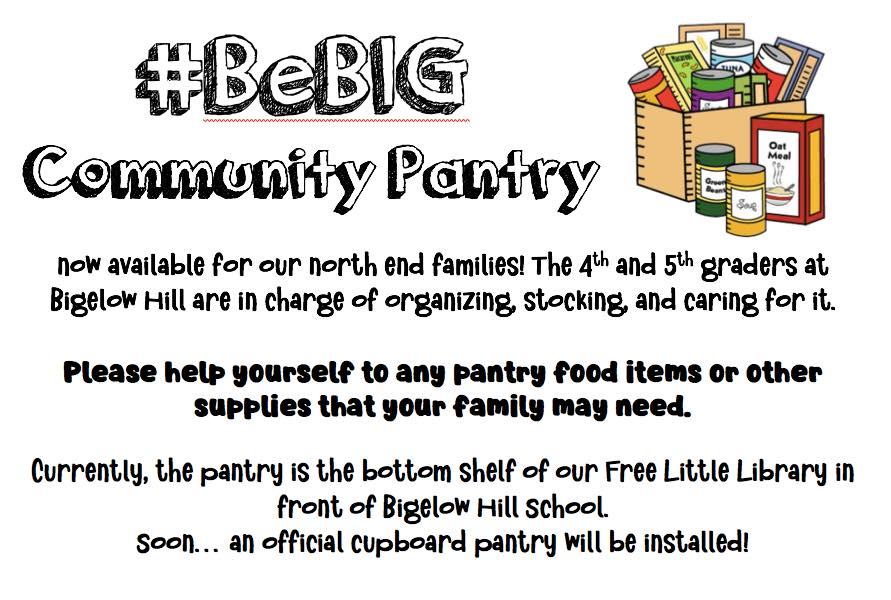 Be Big Pantry