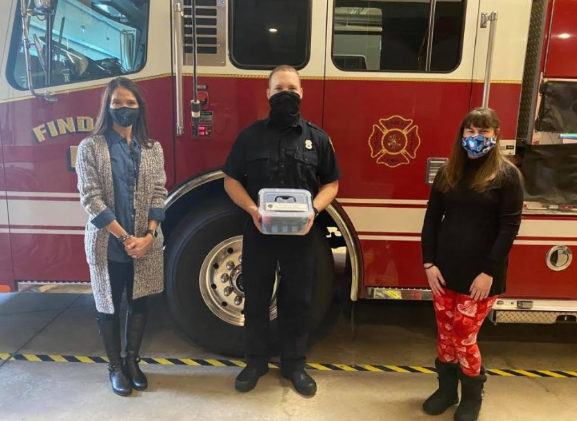 Sensory Kits for First Responders
